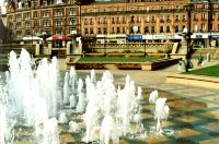 Goodwin Fountain & Peace Gardens (27K)